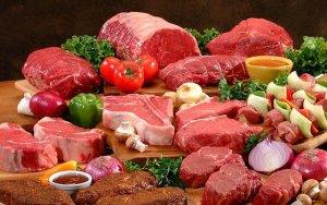 Основной пищевой источник железа для беременной - красное мясо.