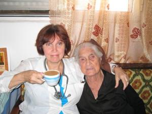Острова Греции. Бабушке 95 лет. Долгожители