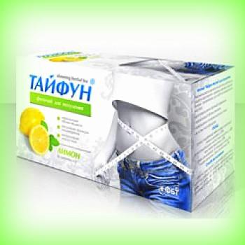 Чай Тайфун для похудения. Отзывы читателей