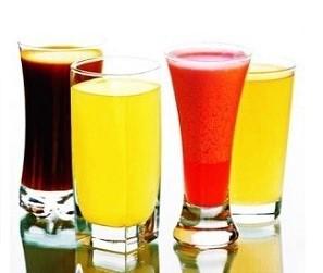 бесшлаковая диета напитки